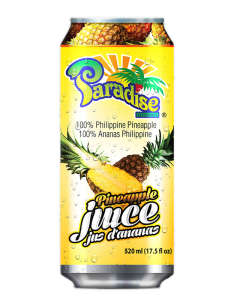 Paradise Pineapple Juice