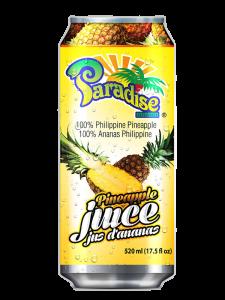 Paradise Pineapple Juice