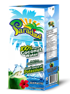 Paradise Coconut Water