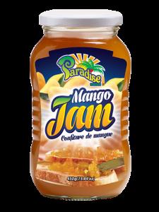 Paradise Mango Jam