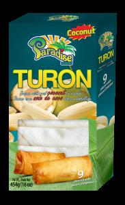 Paradise Turon Coconut