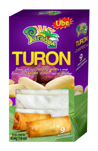 Paradise Turon Ube